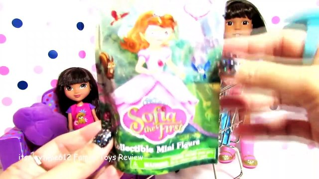 SURPRISE TOYS IN WALMART SHOPPING CART with