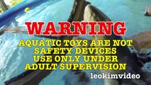 Thomas The Tank Pool Tracks Big Layout Train Crashes BoCo Bee & Shark Attack-E_m