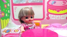 Mell-chan Dollhouse Moving  - New Play Tent-SP6J