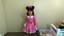 7 Halloween Costumes Disney Dress Up Minnie Mouse Mal Dory  Alice in Wonderland-ew5mVu