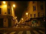 Paris 11eme rue de la Folie Mericourt