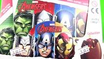 Marvel Avengers Sürpriz Yumurta Açma Hulk Challenge-QnnICZp