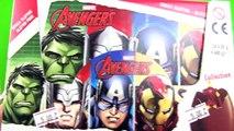 Marvel Avengers Sürpriz Yumurta Açma Hulk Challenge-Qnn