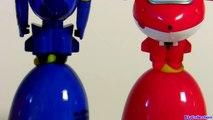 Learn Colors with SUPER WINGS SURPRISE EGGS 출동 슈퍼윙스 ! 디즈니 계란 장난감 서프라이즈 Children Toys-6QxCm