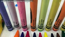 Which Crayon Color Is Crayola Ditching