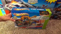 Hot Wheels Stunt Street City Playset with Launching Pizza Toy Review-sfUU0v