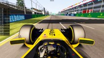 Assetto Corsa F1 2017 - Renault Last to First Challenge