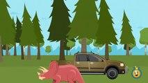 GIANT T-REX Attack Park Ranger Aaron, LB Animated Cartoon Jurassic Adventure Dinosaur Movies w_ Hulk-EUiTSQxQC