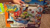 Matchbox Giant Pop Up Pirate Land Adventure Set Toy Review-dZ0e3v