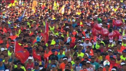 Xiamen Marathon 2017 - Part 1
