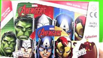Marvel Avengers Sürpriz Yumurta Açma Hulk Challenge-QnnICZpp