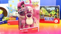 Disney Pixar Toy Story Slam And Launch Buzz Lightyear With Skateboard With Lotso Alien And Woody-ri