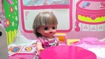 Mell-chan Dollhouse Moving  - New Play Tent-SP6J_B