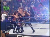 Chris Jericho & Chris Benoit vs The Hardy Boyz vs Edge & Christian vs The Dudley Boyz TLC & WWF Tag Team Championship Match