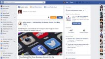 Facebook Newsfeed Update - How To hat YOU Like in Your Newsfeed