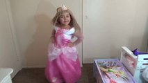 18 Halloween Costumes Disney Princess Anna Queen Elsa Maleficent Moana Rapunzel Cinderella-7kH