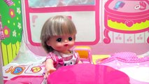 Mell-chan Dollhouse Moving  - New Play Tent-SP
