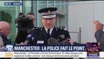 Explosion à Manchester: la police fait désormais état de 22 morts et d'une soixantaine de blessés