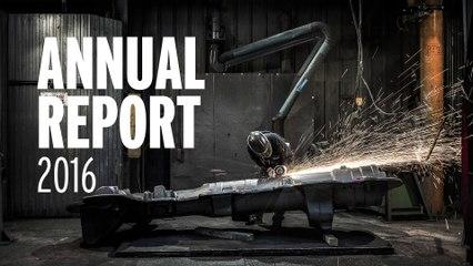 ERAMET Group 2016 annual report presentation