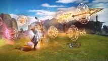 Final Fantasy XIV Stormblood - Les actions de job