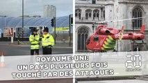Royaume-Uni: Un pays plusieurs fois touché par des attaques