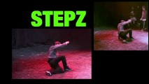 Enter the Battle | BBOY | O2 London | Last 16 | Stepz v Jelly