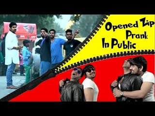 Opened Zip Prank ## Funny Prank Video ## Best Funny Youtube Prank Video