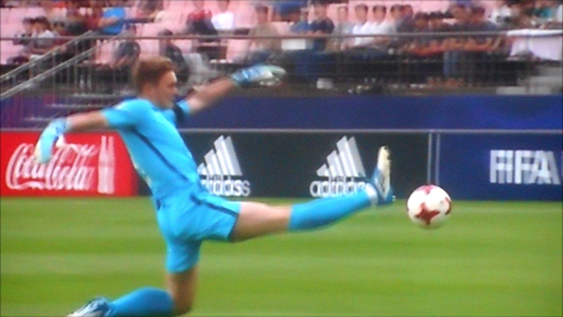 Fikayo Tomori Ridiculous Long Range Own Goal vs England U-20 (1-1)