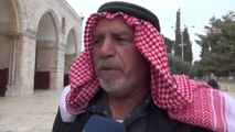 Kudüs Müslüman ziyaretçileri bekliyor \ 10 11 2015 \ KUDÜS