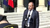 Rencontre avec le président, déclaration de Laurent Berger