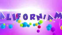 Learn English & French Colours With Bubble Gum Surprise Eggs Super Mario Disney Princess-TzBc