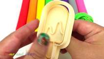 Learn Colors Play Doh Modelling Clay Popsicle Ice Cream Pororo Paw Patrol Microwave Surprise Toys-Uugfmqwp
