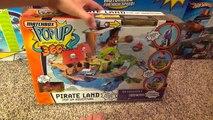 Matchbox Giant Pop Up Pirate Land Adventure Set Toy Review-dZ