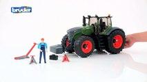 Fendt 1050 Vario mit Mechaniker -- 04041 -- Bruder Spielwaren-RA4mHk2
