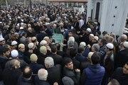 Said Özdemir Hoca ebediyete uğurlandı / 27 02 2016 / ANKARA
