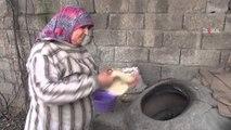 Asırların taşıdığı gelenek Tandır ekmeği / 03 03 2016 / BATMAN