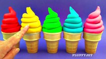 Learn Colors for Kids with Play Doh Ice Cream Cone Surprise Toys Super Mario Bros Inside Out Thomas-s7rModdm3