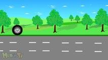 Dsiney Lightining Mcqueen Big Truck - Cars For Kids - Children Video-LRVjtv