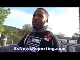 Lydell Rhodes: YOU CAN'T THINK ABOUT PACQUIAO'S POWER BECAUSE HE'S SO FAST - EsNews Boxing
