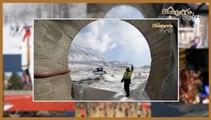 Maurienne Rétro # 40 bilan EDF vidange Mont Cenis