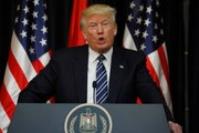 Trump slams 'evil losers,' terrorists behind Manchester attack