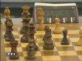 Le jeu d'échecs en bois de Dortan (Jura-France)
