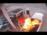 #INCENDIO Provoca un incendio en una gasolinera