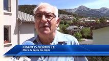 Alpes-de-Haute-Provence : la citadelle Vauban en travaux à Seyne-les-Alpes