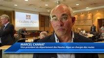 Hautes-Alpes/Queyras : 1 million d'euros débloqués par le département pour la route du pas de l'Ours