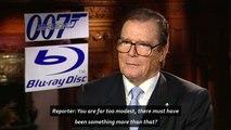Former James Bond Roger Moore dies aged 89