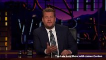 CBS_The Late Late Show with James Corden 22May17 - James Corden's emotional tribute to Manchester after the tragedy at Ariana Grande concert