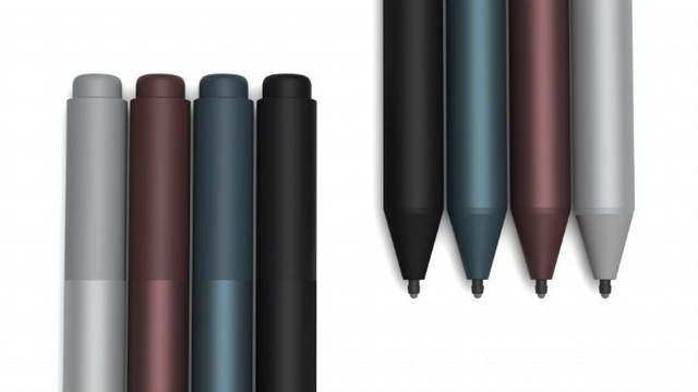 The new Microsoft Surface Pen