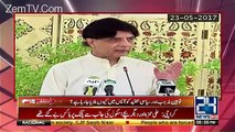 Ali Haider Analysis On Chaudhary Nisar And Imran Khan's Statement On Social Media Issue..
