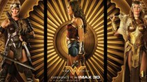 The Ladies of Wonder Woman Shine in New IMAX Poster